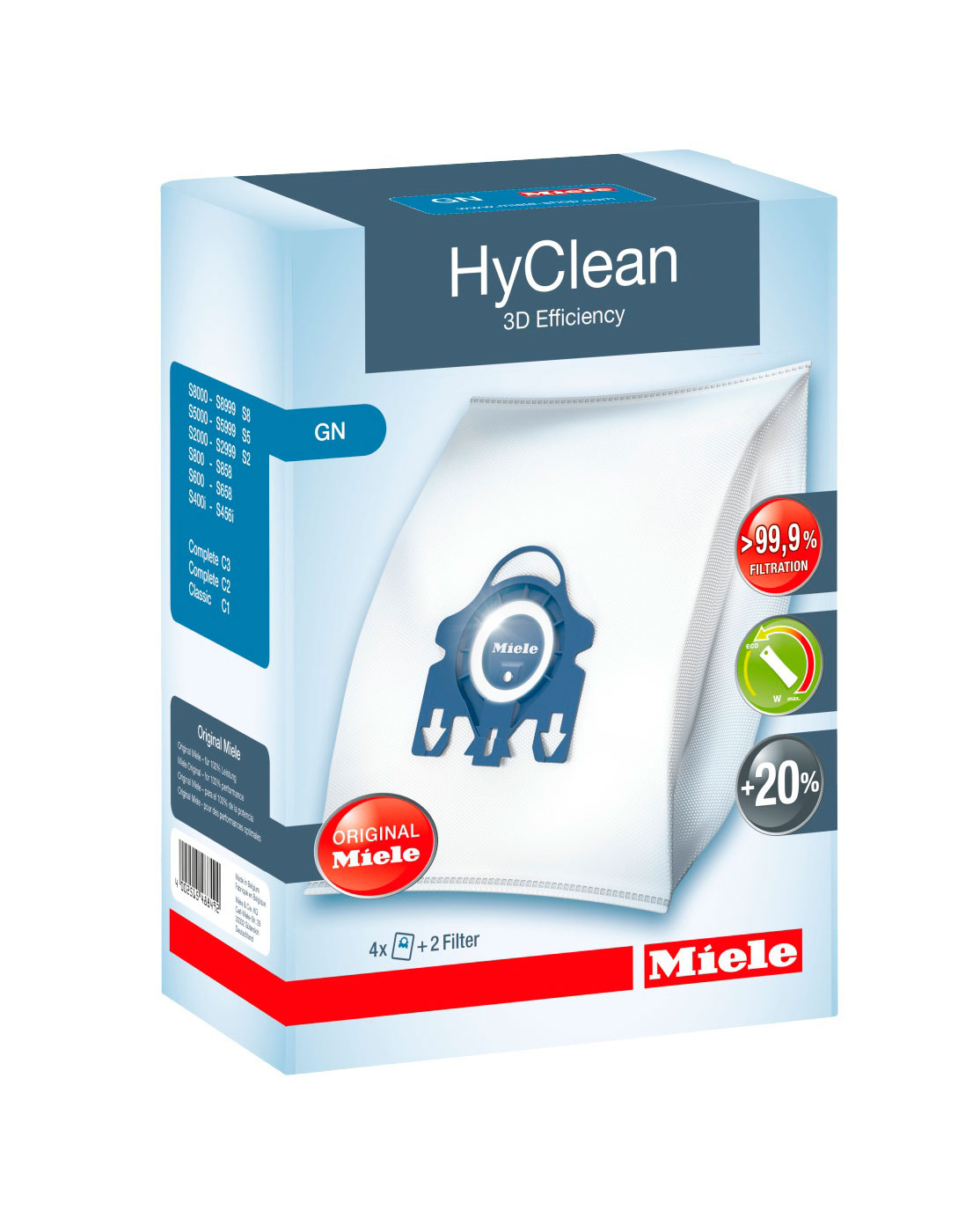 Миле Пылесбор. мешок GN HyClean 3D Efficiency Miele